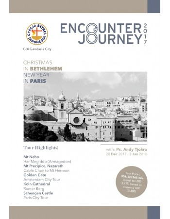 ENCOUNTER JOURNEY GC 2017