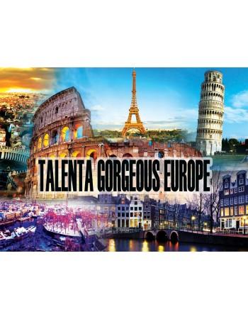 TALENTA GORGEOUS EUROPE 13D