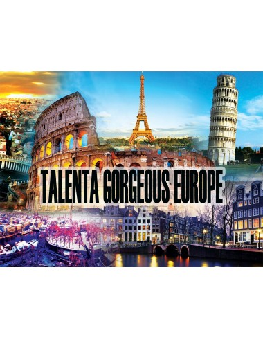 TALENTA GORGEOUS EUROPE 13D
