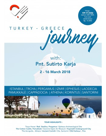TURKEY -GREECE JOURNEY 2017