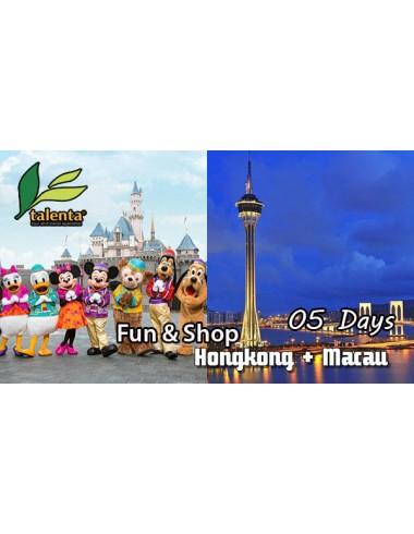 FUN & SHOP HONGKONG - SHENZHEN - MACAU 05D